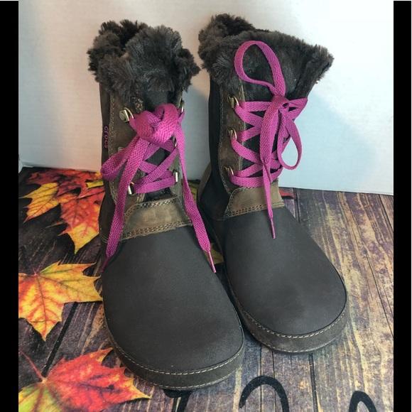 Nowa kolekcja ogromny zapas zasznurować Crocs Berryessa Hiker Boots